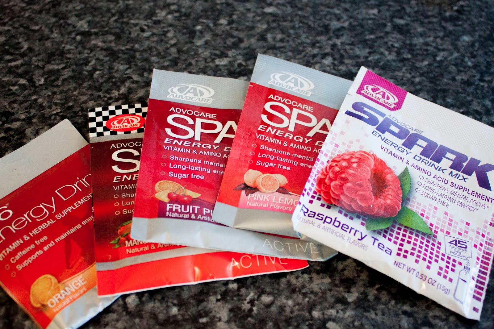 Advocare Spark Business Cards
