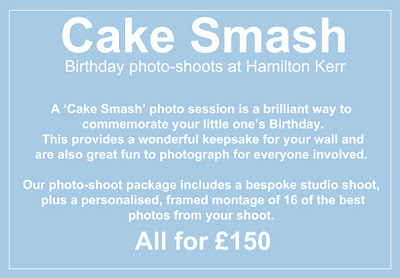 A cake smash photo session is a brilliant way to commemorate your child's birthday