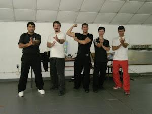 Aulas De Wing Chun em Lisboa