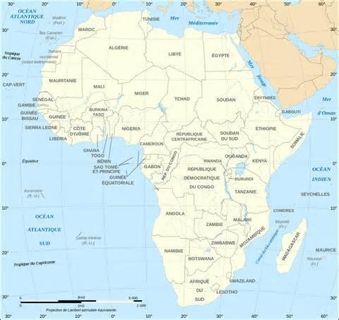 gambar benua afrika 2