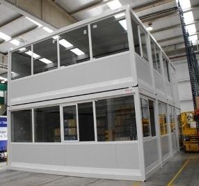 Balat construcci n modular oficina modular balat para el - Balat modulos prefabricados ...