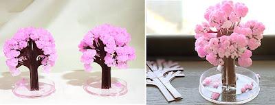 barang unik jepang magic sakura