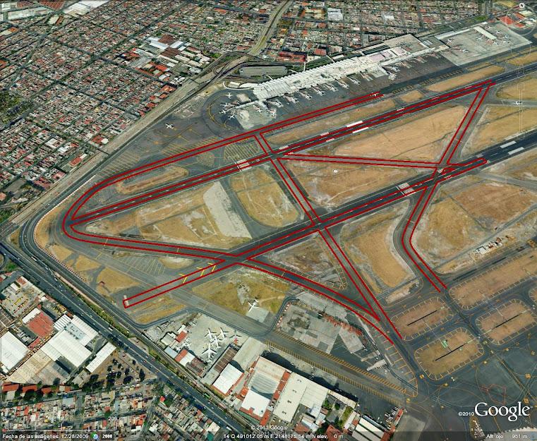 imagen de partida Aeropuerto Juarez
