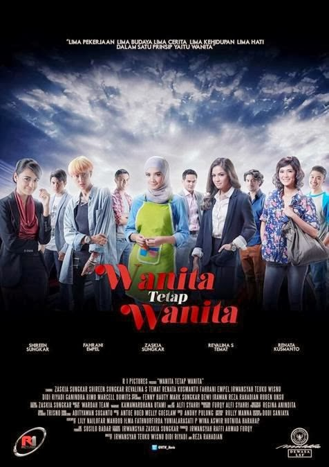 Download Film Wanita Tetap Wanita (2013) DVDRip 480p 450MB | Download Film 1001