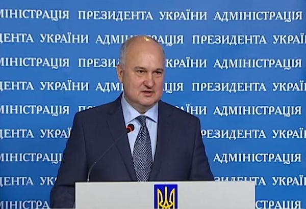 Президент Порошенко назначил бывшего главу СБУ Смешко начальником вновь созданного комитета по вопросам разведки.