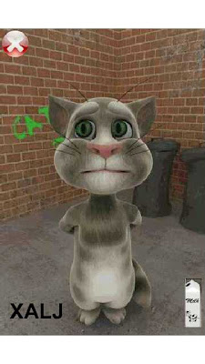 Talking Tom Cat on Symbian S60v5 & Symbian^3