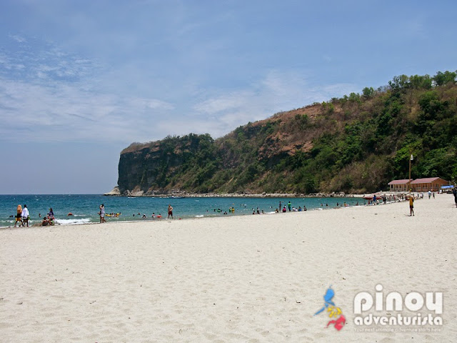 Beaches in Cavite Boracay de Cavite - Marine Base Katungkulan Beach Resort in Ternate Cavite