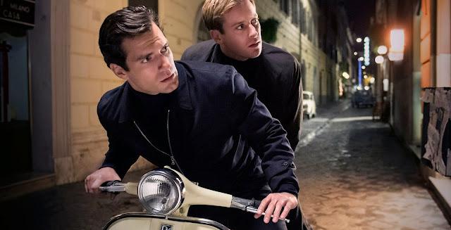 Henry Cavill e Armie Hammer se unem no novo trailer de O Agente da U.N.C.L.E.