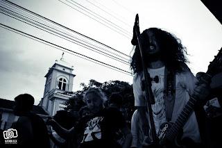 igreja, blasfêmia, black metal, rua, hocus pocus, test, goiânia