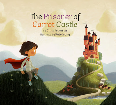 The Prisoner of Carrot Castle Book
