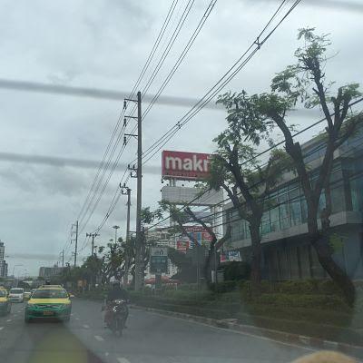 Tailandia. Bangkok. makro