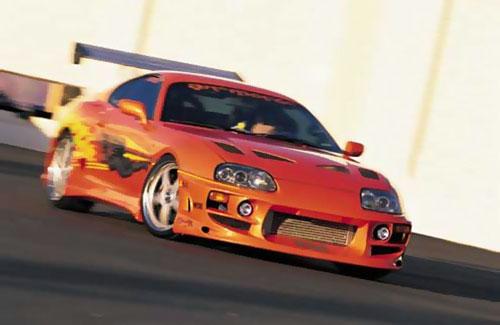 Fast & the Furious Supra