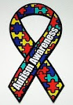 I love someone with autism.