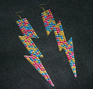 FUN EARRING TO PLAY WITH