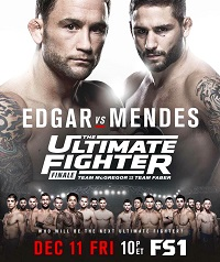 UFC The Ultimate Fighter 22 Finale
