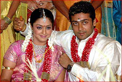Manadesi Surya Jyothika Wedding Wallpapers