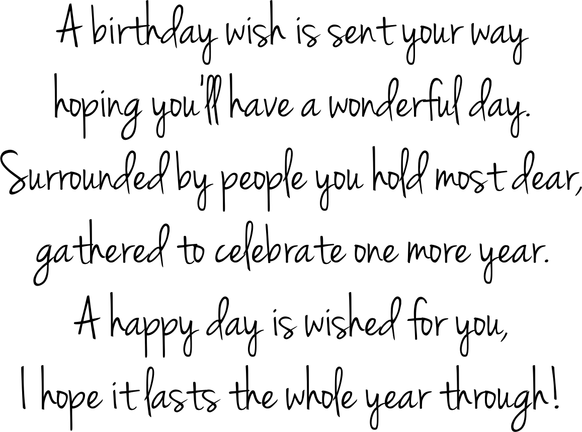 Men Happy birthday quotes