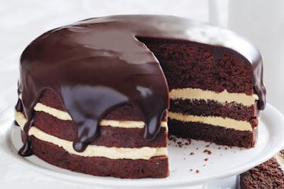 How to make chocolate cake recipe