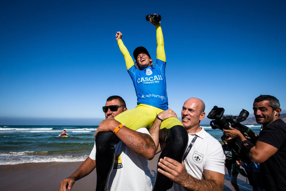 3 Courtney Conlogue USA Cascais Womens Pro 2015 WSL Thomas Lodin