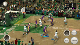 New Download Game NBA 2K16 v0.0.29 Mod Apk(Unlimited money) Terbaru