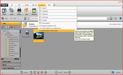 تحميل برنامج MAGIX Photo Manager MX Deluxe 9 مجانا لتعديل الصور و اضافة التأثيرات