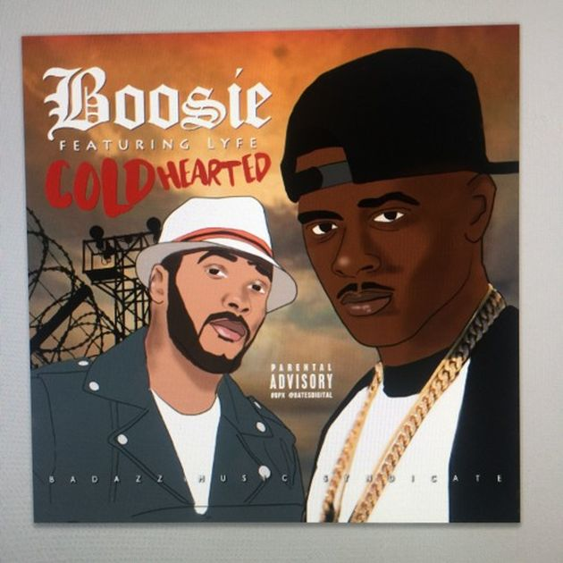 Boosie Badazz - Cold Hearted (Feat. Lyfe Jennings)