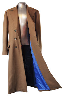 The Doctor Who Tenth Doctor's Coat from AbbyShot