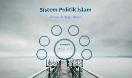 sistem politik dalam Islam