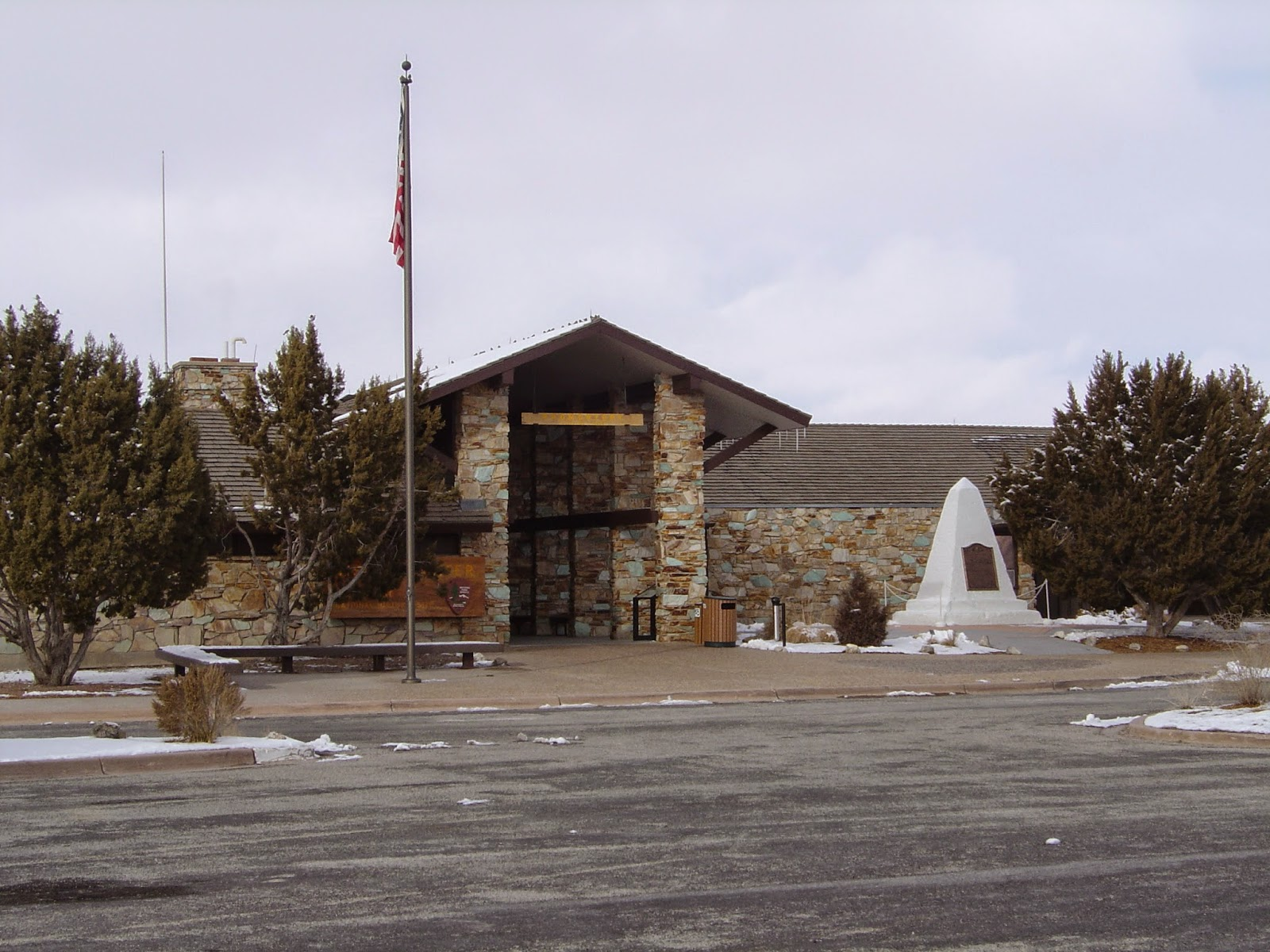 Golden Spike Visitors Center