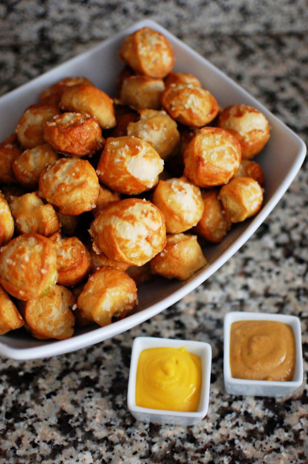 Pretzel Bites | Beantown Baker