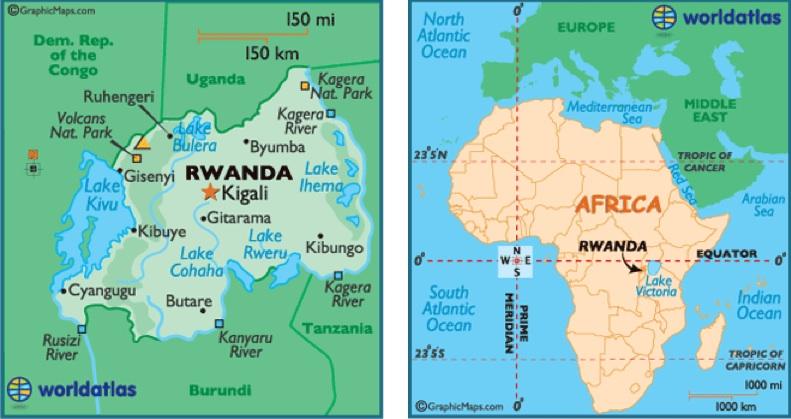 My Soul in Shoes My Love Affair with Rwanda