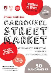 Carrousel StreetMarket prima edizione