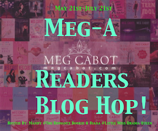 Meg-A- Reader Blog Hop
