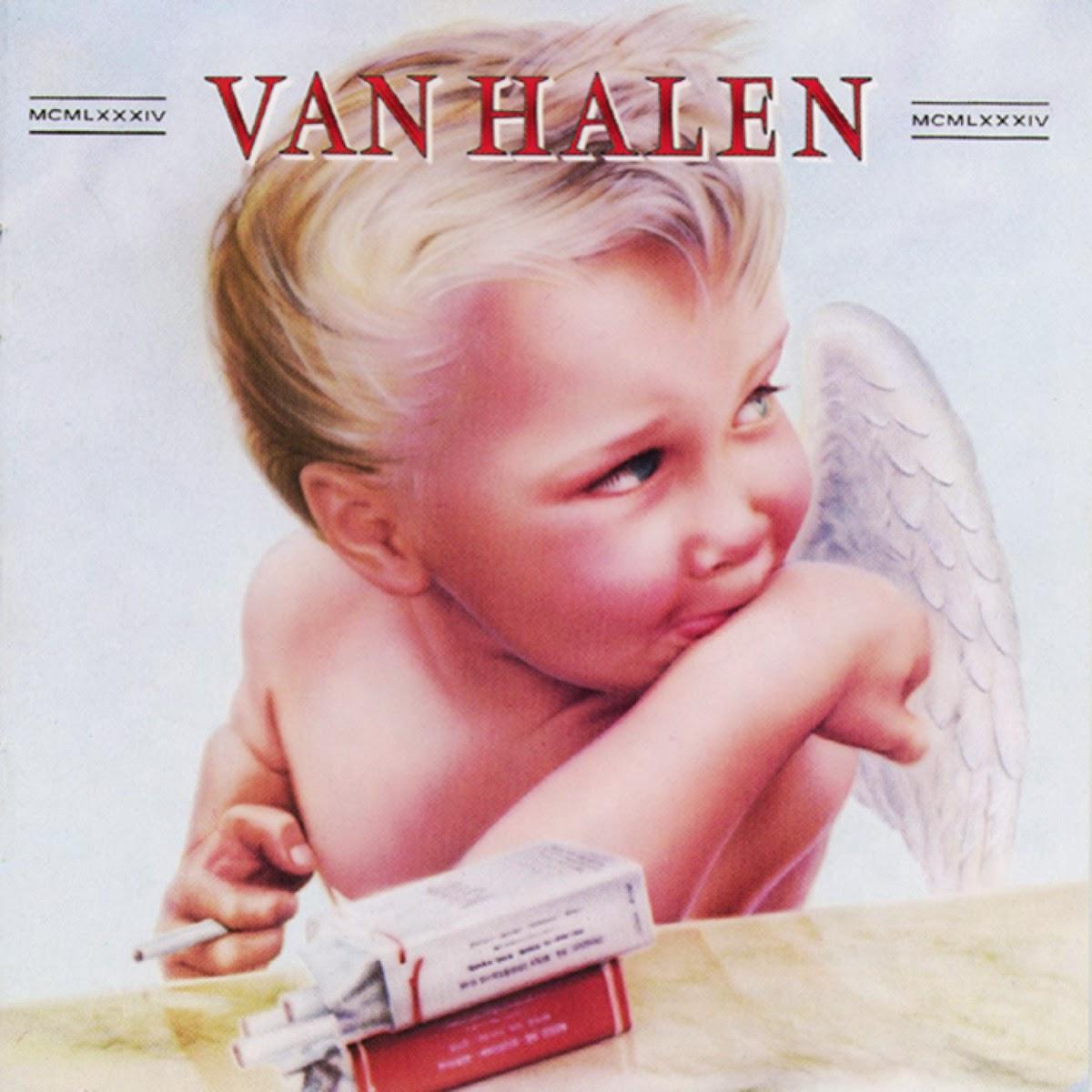 Van Halen - 1984 Cover