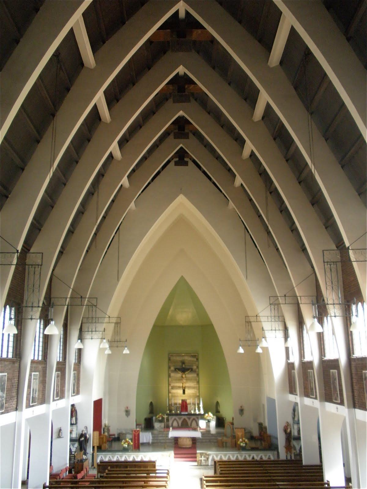 guttae jack coia stcolumbas church maryhill glasgow