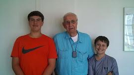Three of My Favorite Fellas