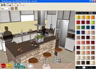 KitCAD   Free 2D And 3D Kitchen Cabinet Computer Design Software. Download  Free Kitchen Design Software, Online Floor Cabinet Plan Layout Designs, ...