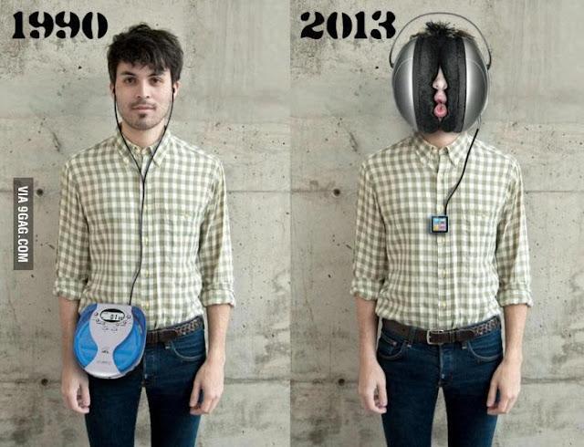 Kulaklığın Evrimi