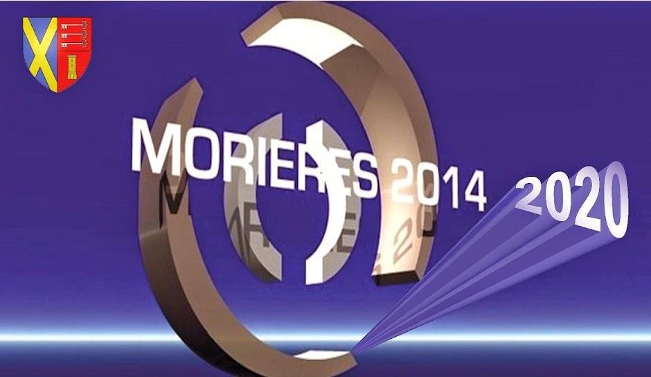 MORIERES 2014 - 2020