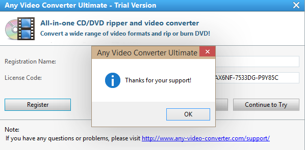 Any Video Converter Pro   Crack Free Download (Latest ...