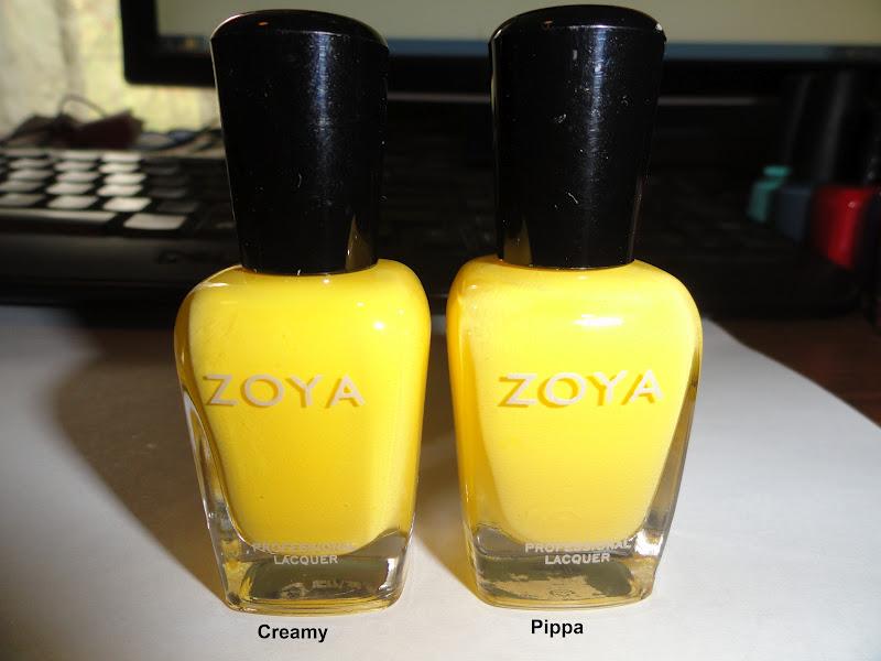 Zoya Bevin Vs Wednesday I know I have alot of Zoya
