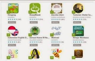 Aplikasi Android Edukasi Untuk Anak