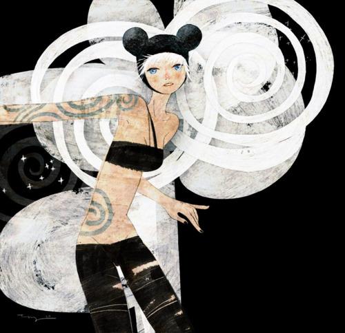 Doctor Ojiplatico.Yoko Tanji Artworks