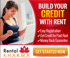 Build Credit w/ Rent Payments
