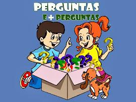 SLIDE PERGUNTAS E + PERGUNTAS (CAPA)