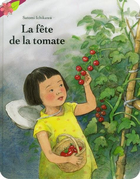 """""""La fête de la tomate"""" de Satomi Ichikawa"""