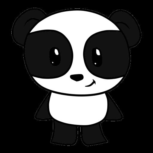 Aldii0219Tutos Pandas Kawaii PNG