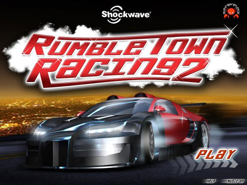 Rumble Town Racing Game Cargameshubcom Pic #16
