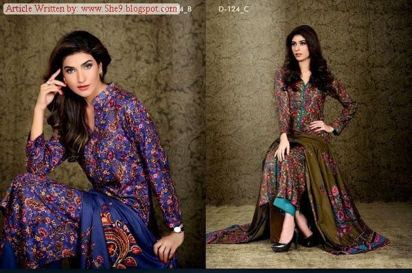 Five Star Khaddar-Linen For Winter/Fall-2014