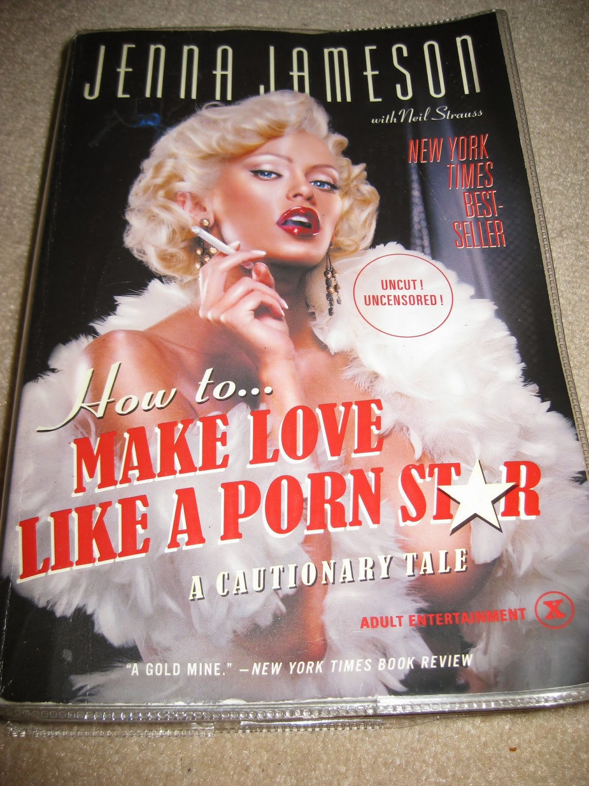 like love make porn star How to Make Love Like a Porn Star: A Cautionary Tale is the autobiography of  adult film star Jenna Jameson, published August 17, 2004.